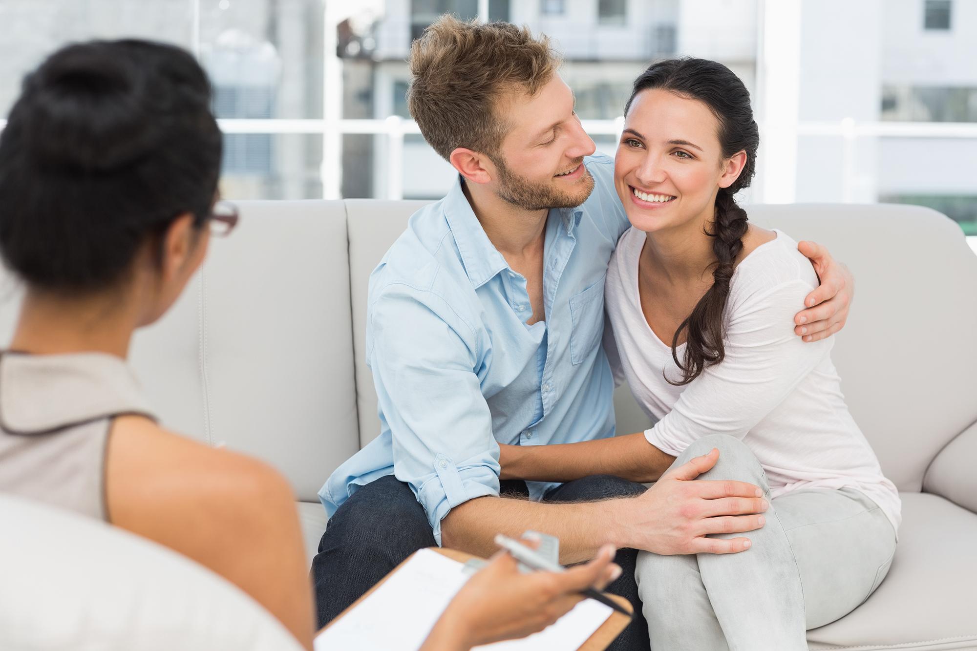 Kapcsolat tanácsadás alkalmi randi
